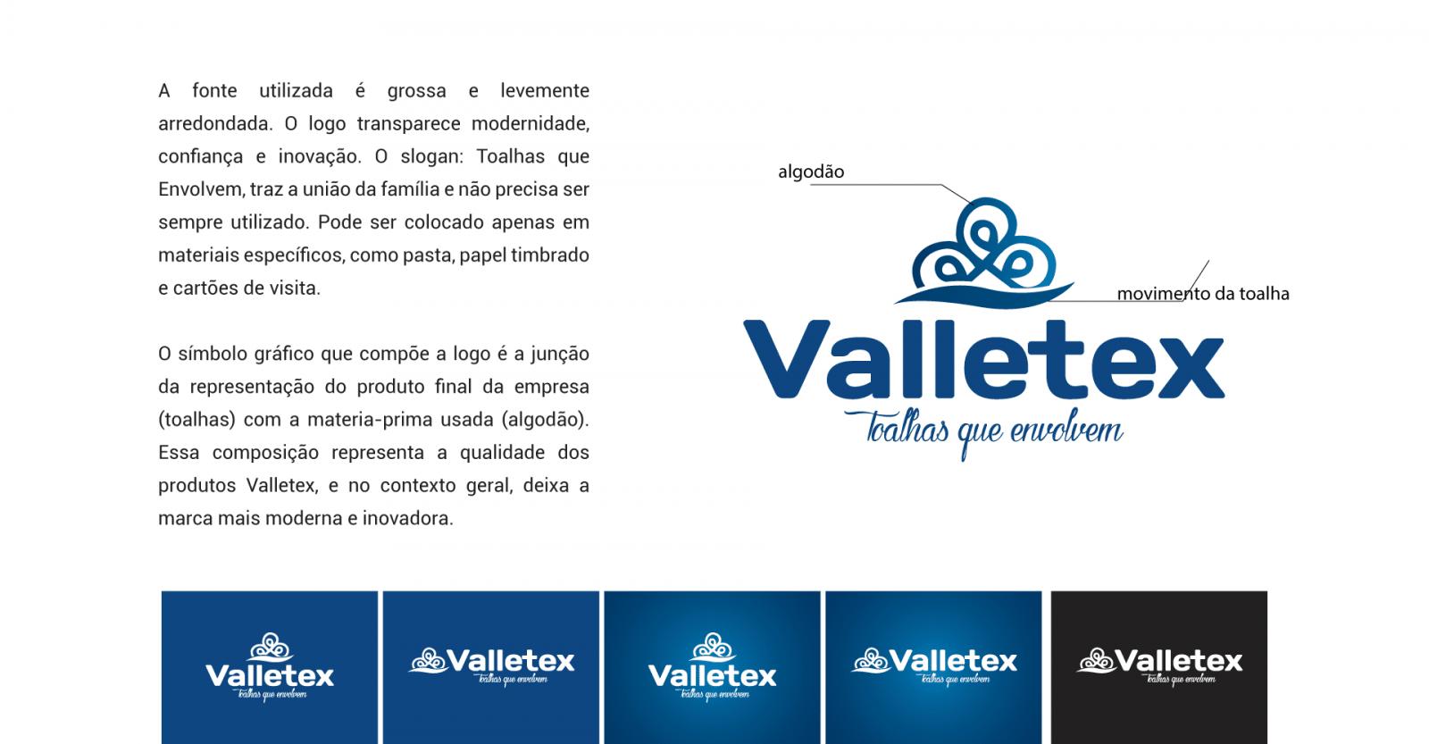 case valletex identitdade visual