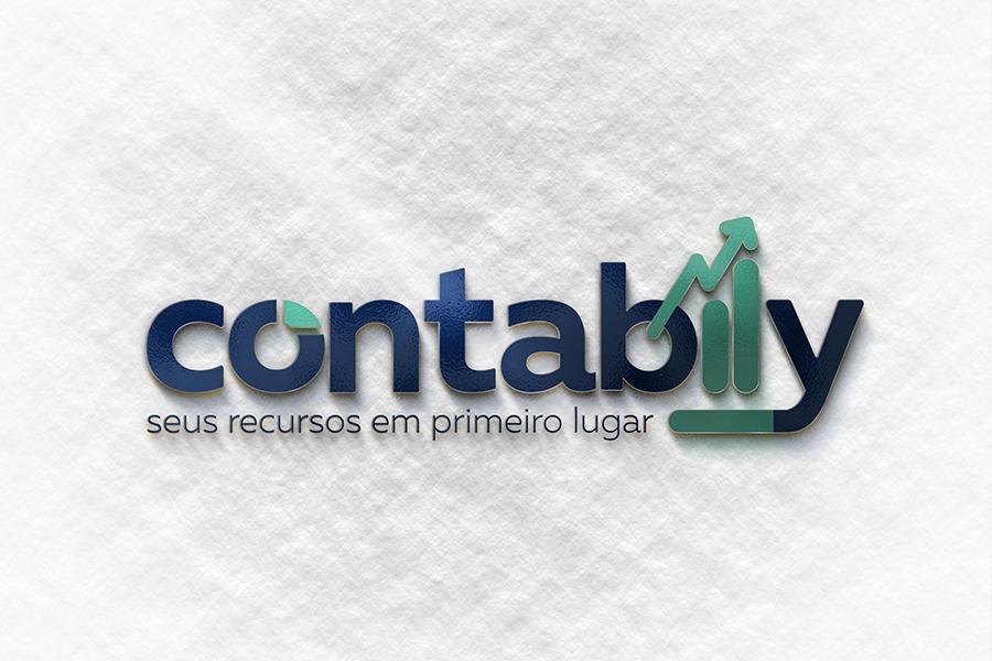 logo contabily