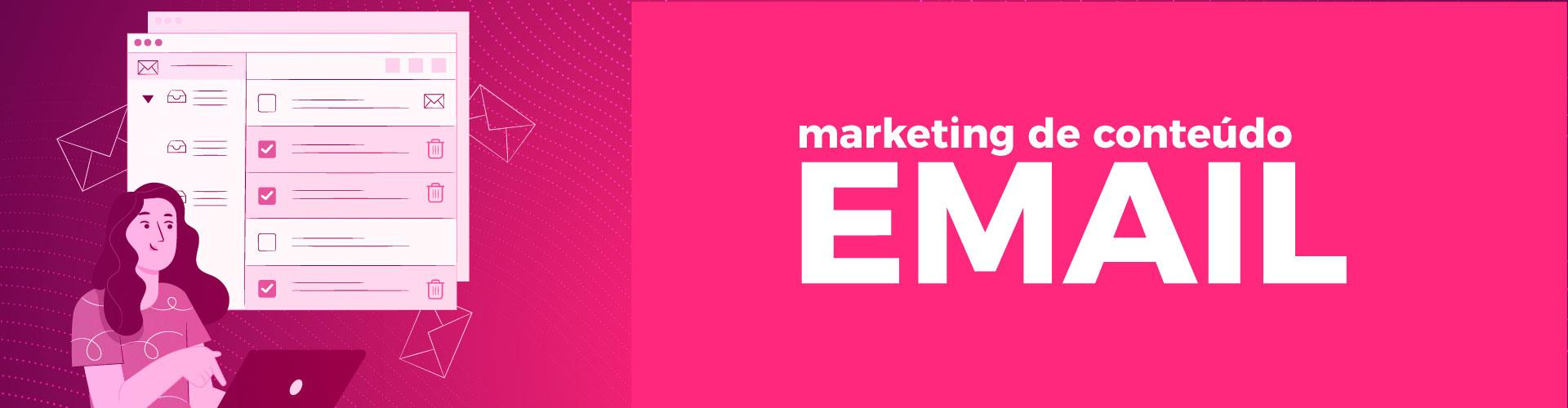 marketing de conteúdo e-mail