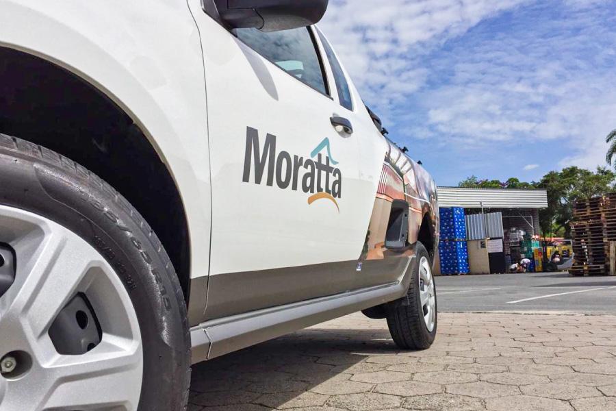 plotagem carro moratta