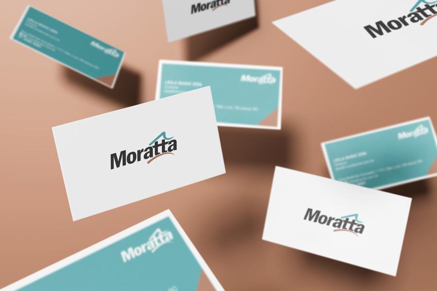 cartão de visita moratta