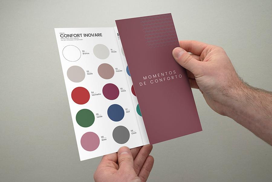 cartela de cores schwambertex