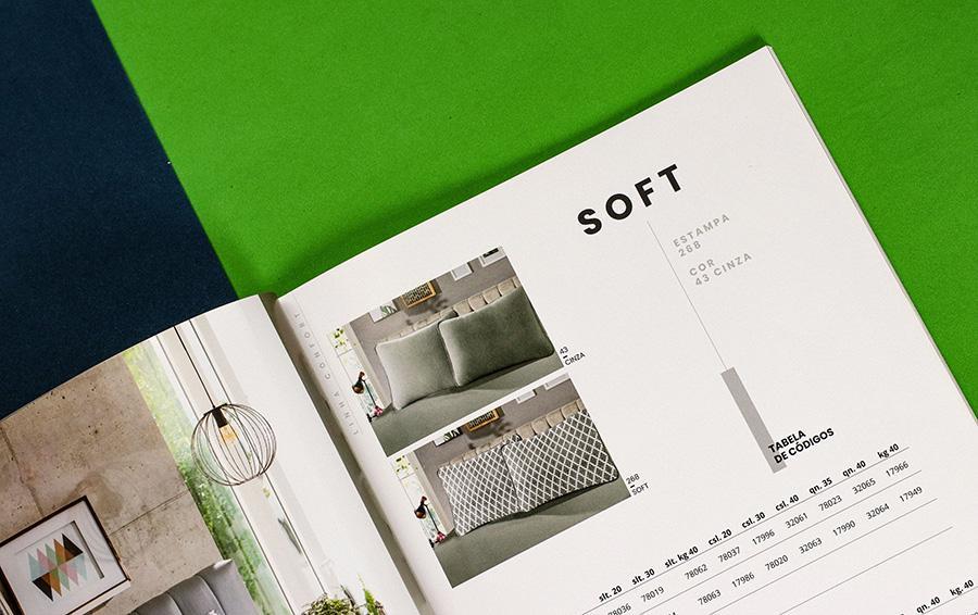 catálogo página soft