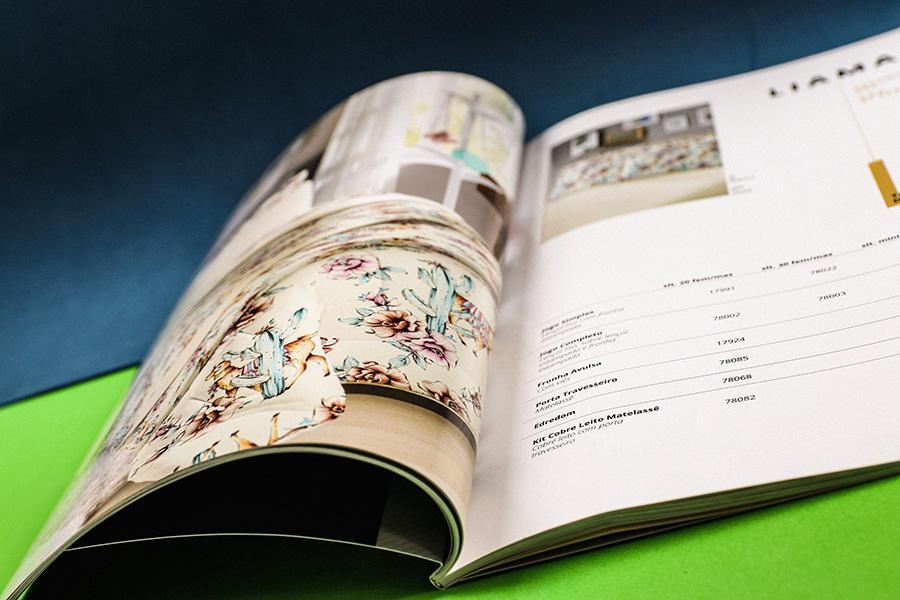 catálogo liama
