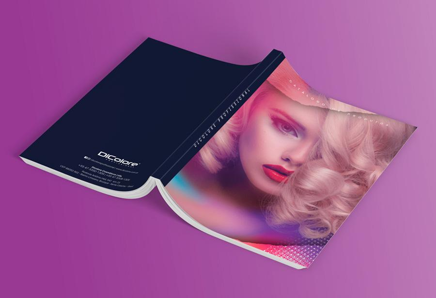 catálogo dicolore capa