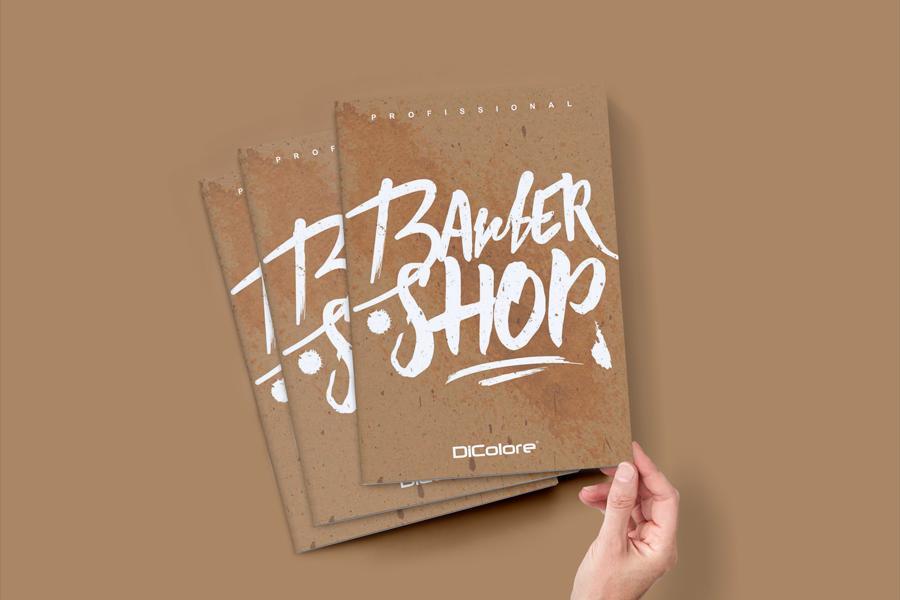 catálogo barbershop inglês