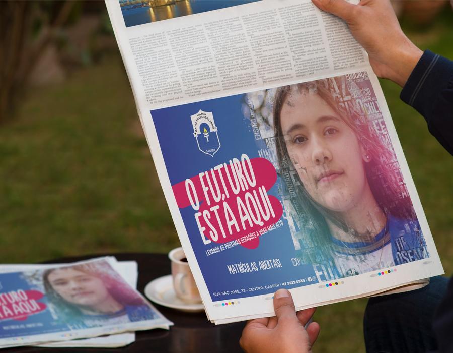 jornal colégio madre futuro